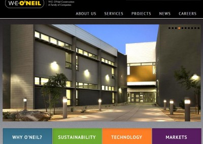 W.E. O'Neil.Build