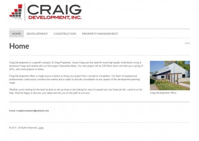 CraigDevelopment.Build
