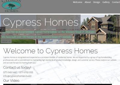 CypressHomes.Build